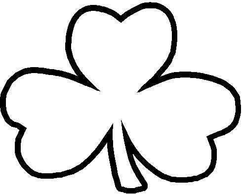 Flower Clipart To Color
