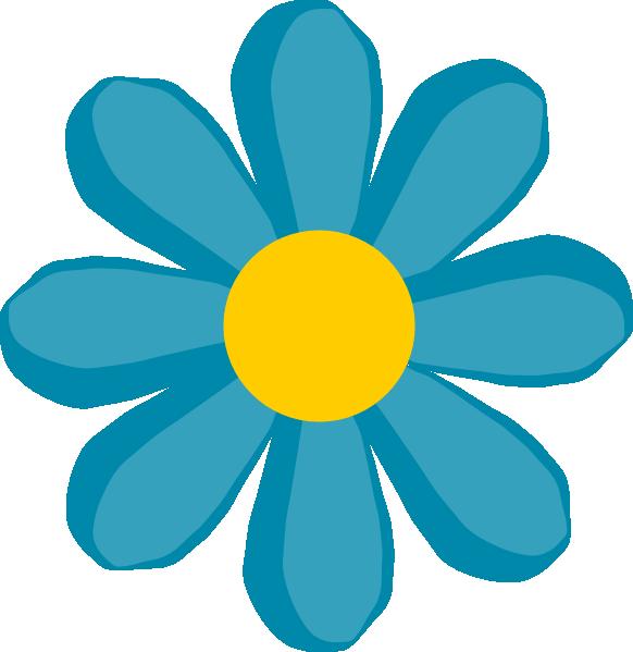 582x599 Flower clipart transparent background