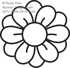 Flower Coloring Pages | Free download best Flower Coloring ...