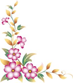 236x268 Yellow Flower clipart floral corner