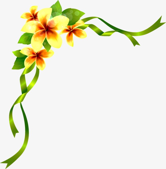 650x662 Flower Corner PNG Images Vectors and PSD Files Free Download