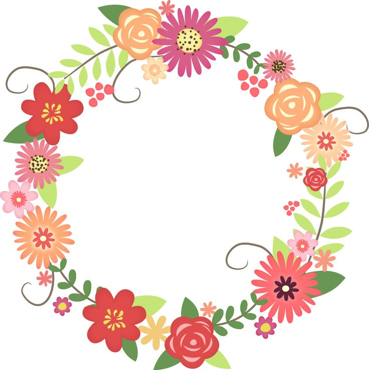 Flower crown cute. Clipart free download best
