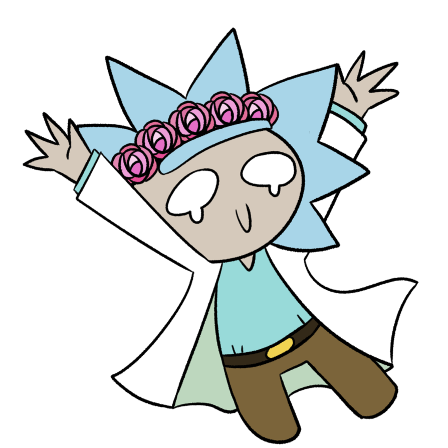 894x894 Rick And Morty