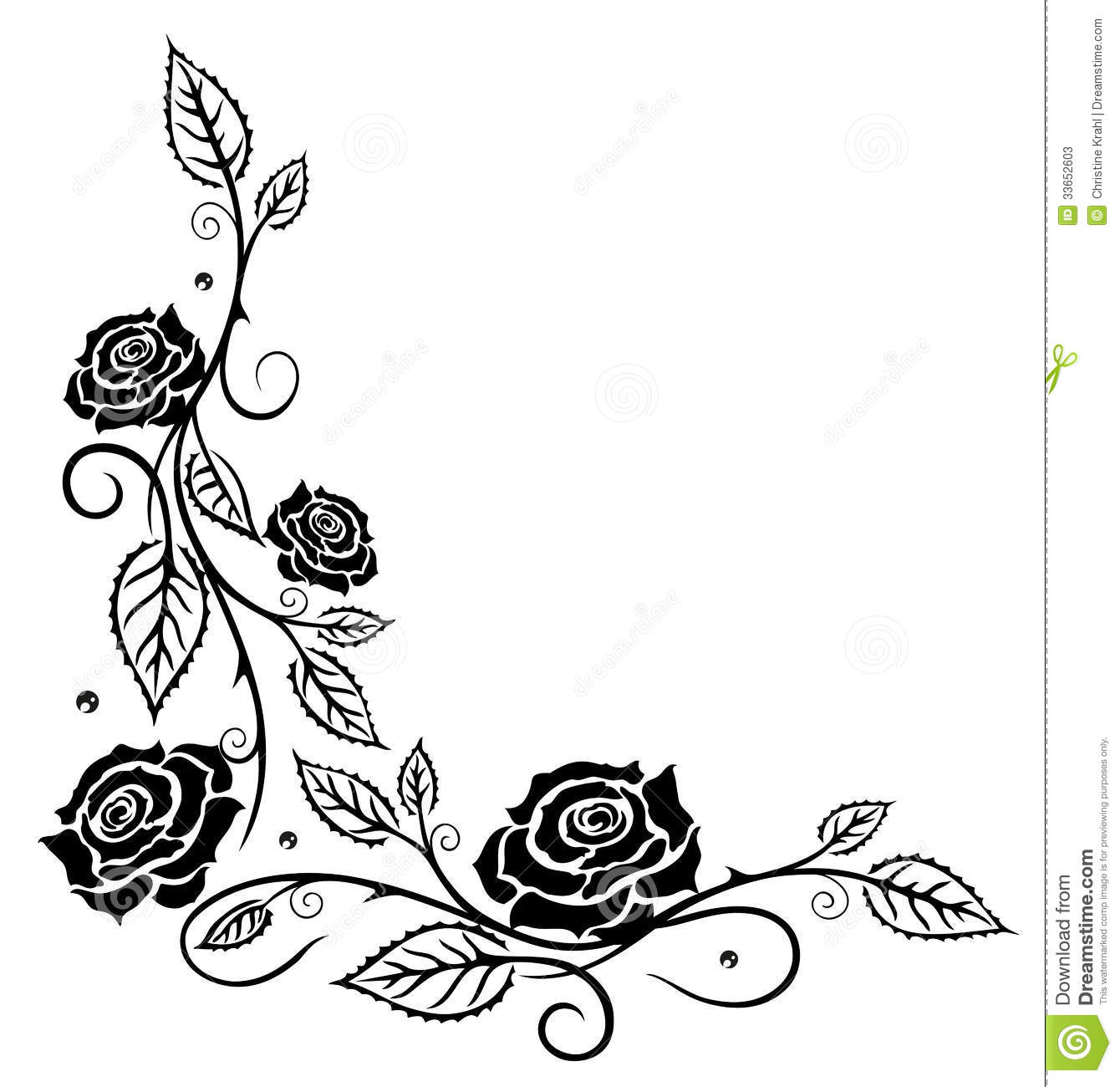 1340x1300 White Rose Clipart Rose Leaves