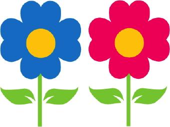 340x253 Daisy Clipart Flower Garden