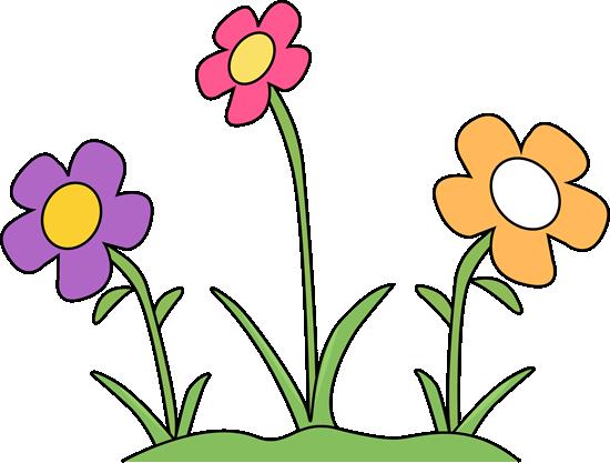 550x417 Flower Garden Clip Art