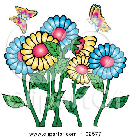 450x470 Garden Daisy Clipart, Explore Pictures
