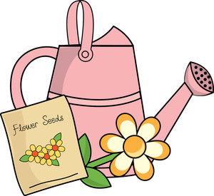 300x275 Flowers Clipart Image