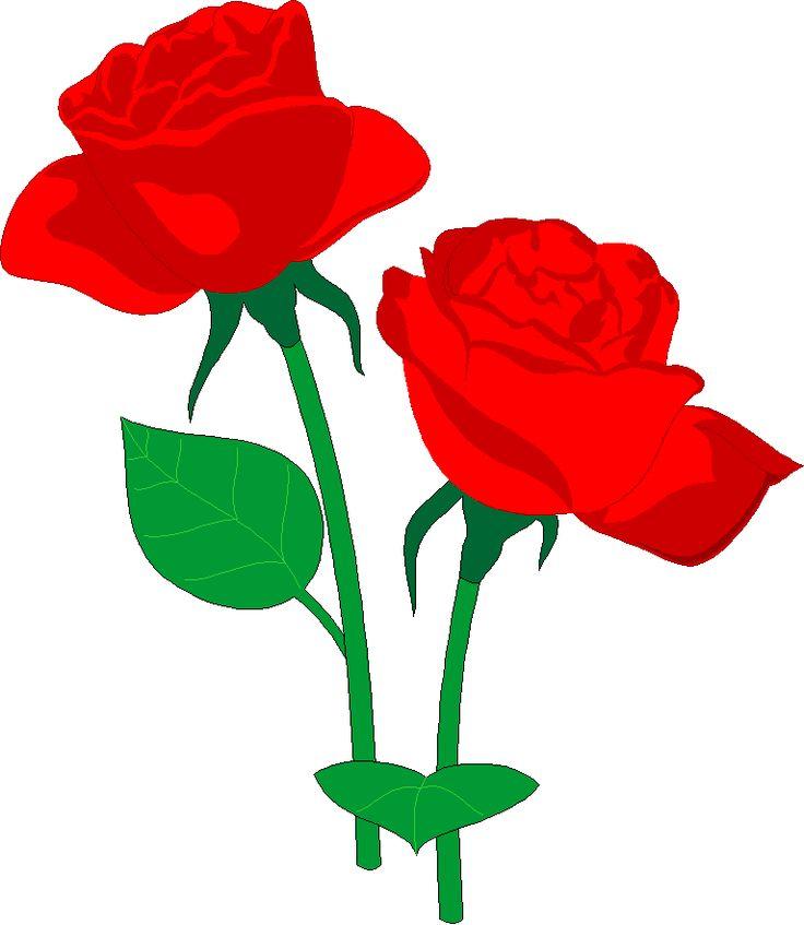 736x847 Rose Clipart Flower Garden