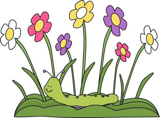 550x404 Flower Garden Pictures Clip Art