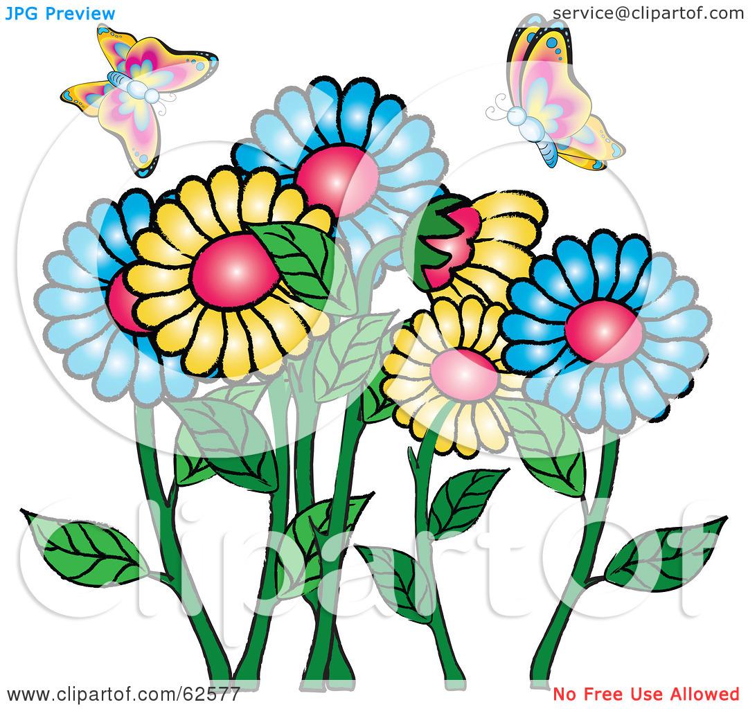 1080x1024 Spring Clipart Flower Garden