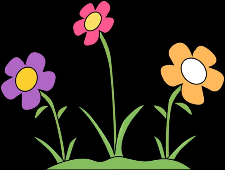 720x545 Flower Garden Clip Art Clipartscomost Png Flower Garden Clip Art