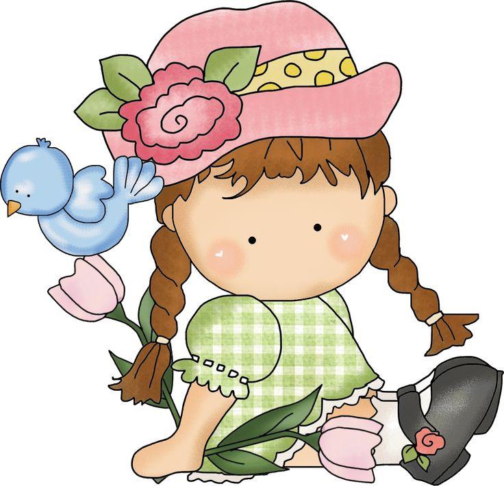 Flower Girl Clipart