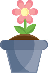 201x300 Flowers Clipart Image