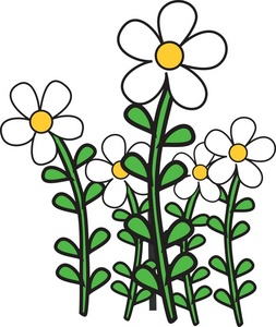 253x300 Free Daisies Clipart Image 0515 0905 1202 3222 Acclaim Clipart
