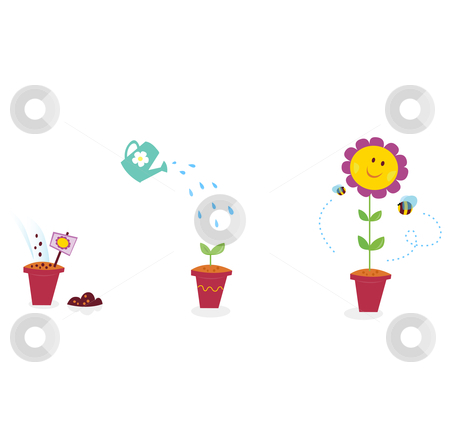 450x446 Growing Clipart