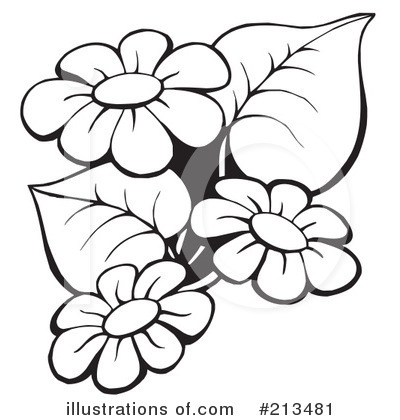 Flower outlines free download best flower outlines on clipartmag 400x420 flowers clipart mightylinksfo