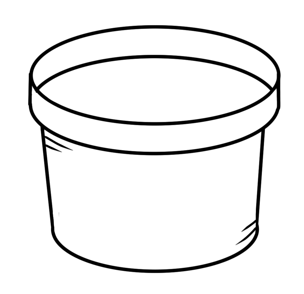 Pot Clip Art ~ Flower pot clipart free download best