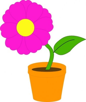 341x404 Flower Pot Clipart Free To Use Clip Art Resource 2