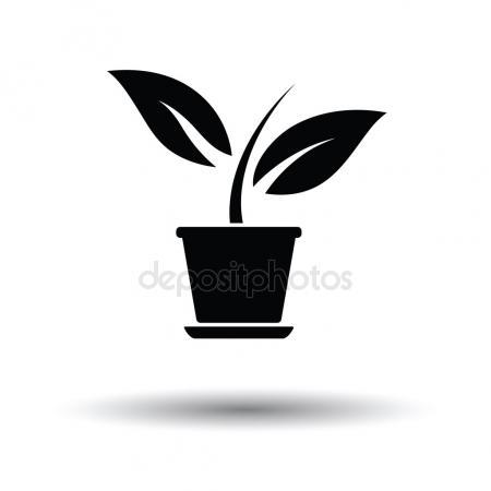 450x450 Flower Pot Stock Vectors, Royalty Free Flower Pot Illustrations