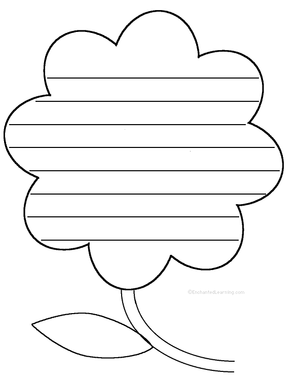 free printable template of a flower pot flowers healthy