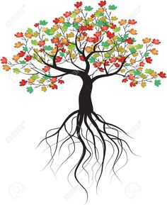 236x289 Roots Clipart Tree Life