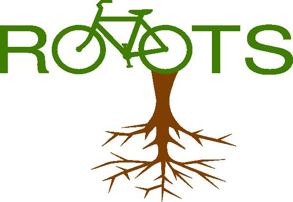600x414 Bike Roots Clip Art