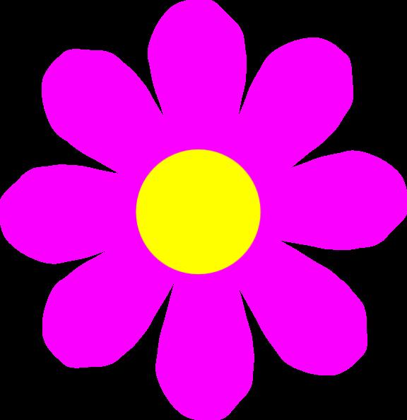 576x593 Flower Clip Art