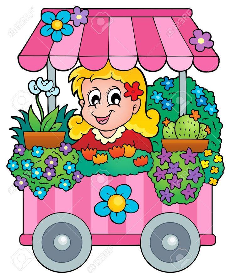 736x890 Graphics For Flower Shop Clip Art Graphics