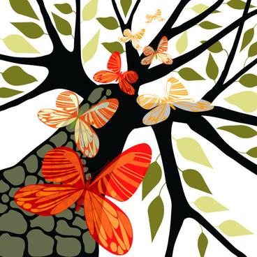 368x368 Bird Tree Branch Silhouette Vectors Free Free Vector Download