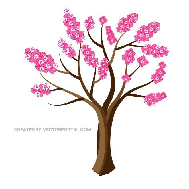 660x660 Blossom Clipart Pretty Tree