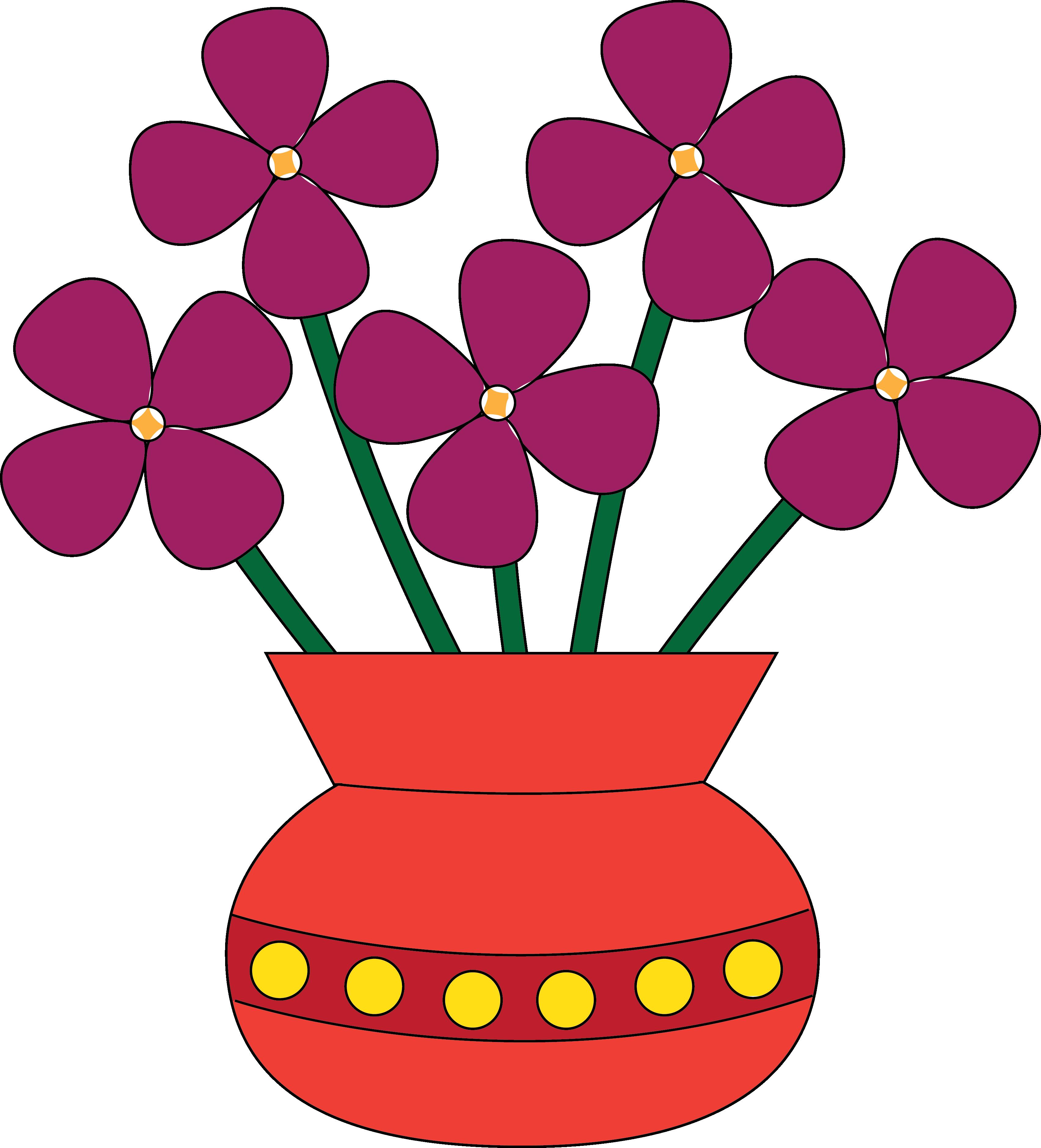 3408x3758 Colored Flower Vase Clip Art Clipart Panda  sc 1 st  Clip Art Mag & Flower Vase Clipart   Free download best Flower Vase Clipart on ...