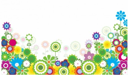 410x242 Flower Footer Border Vector Ai,eps Format Free Vector Download