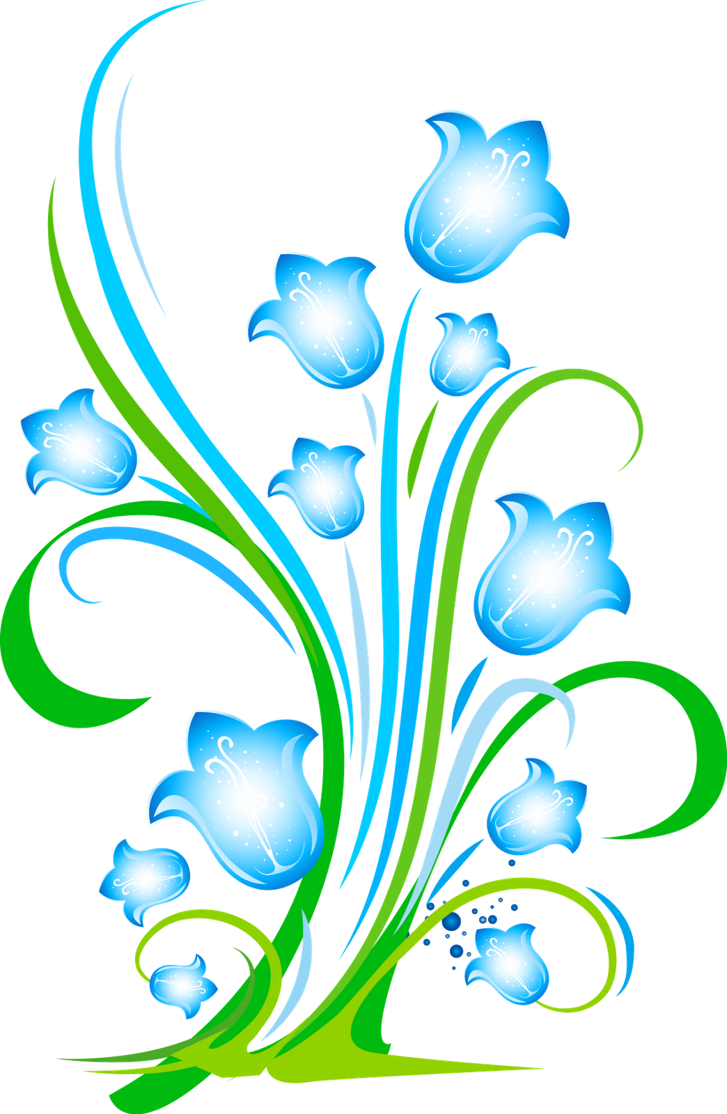 1044x1600 Flowers Vectors Png Transparent Flowers Vectors.png Images. Pluspng