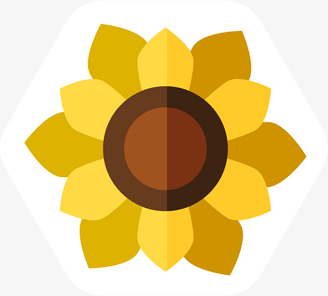 650x586 Golden Flower Vector, Geometric Pattern, Circular, Company Logo
