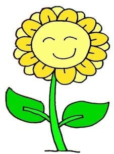 226x306 Smiling Flower