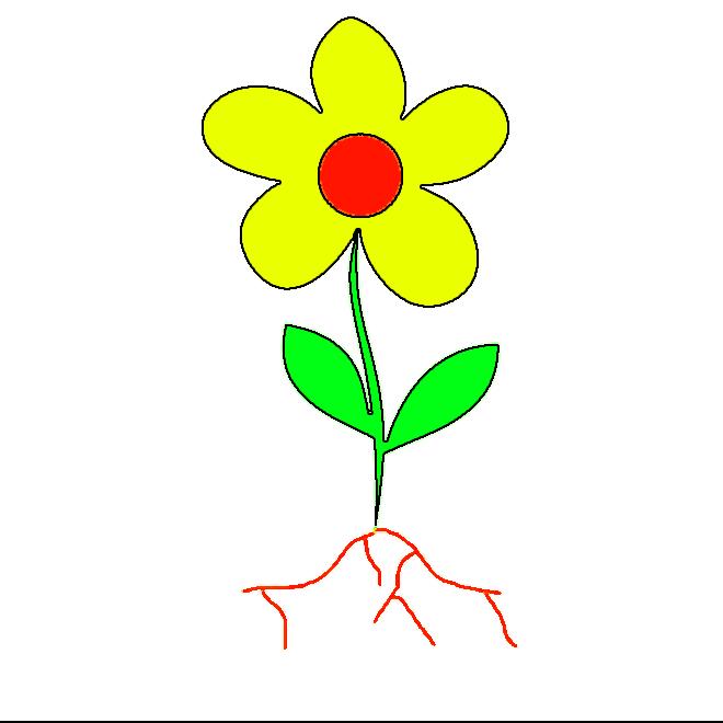 660x660 Preschool Flower Cliparts 246726