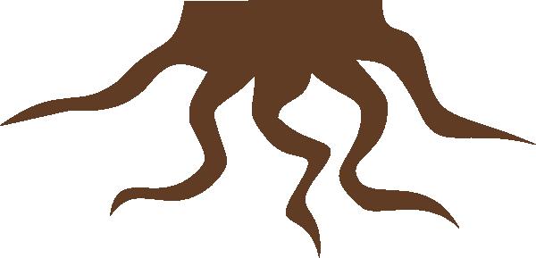 600x289 Roots Clip Art