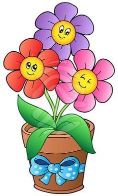 236x390 Flowerpots Clipart Pretty Flower
