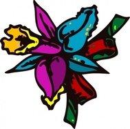 189x187 Cartoon Flower Clip Art Download 1,000 Clip Arts