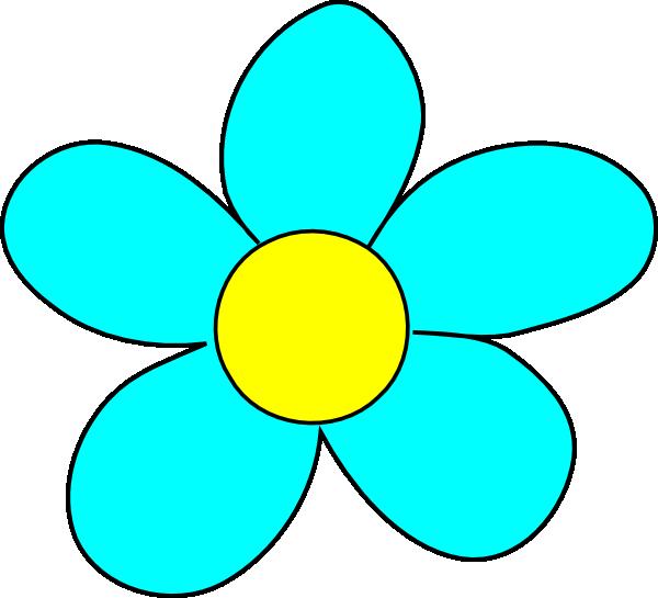 600x545 Flower Cartoon