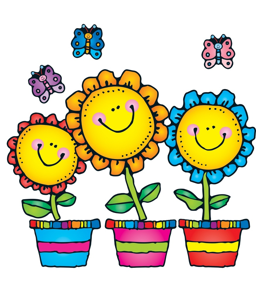 875x1000 Flowers Clip Art Free Images Clipart 2