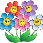 150x150 Free Clip Art Graphics Flowers Free Flower Clipart Cards Flowers
