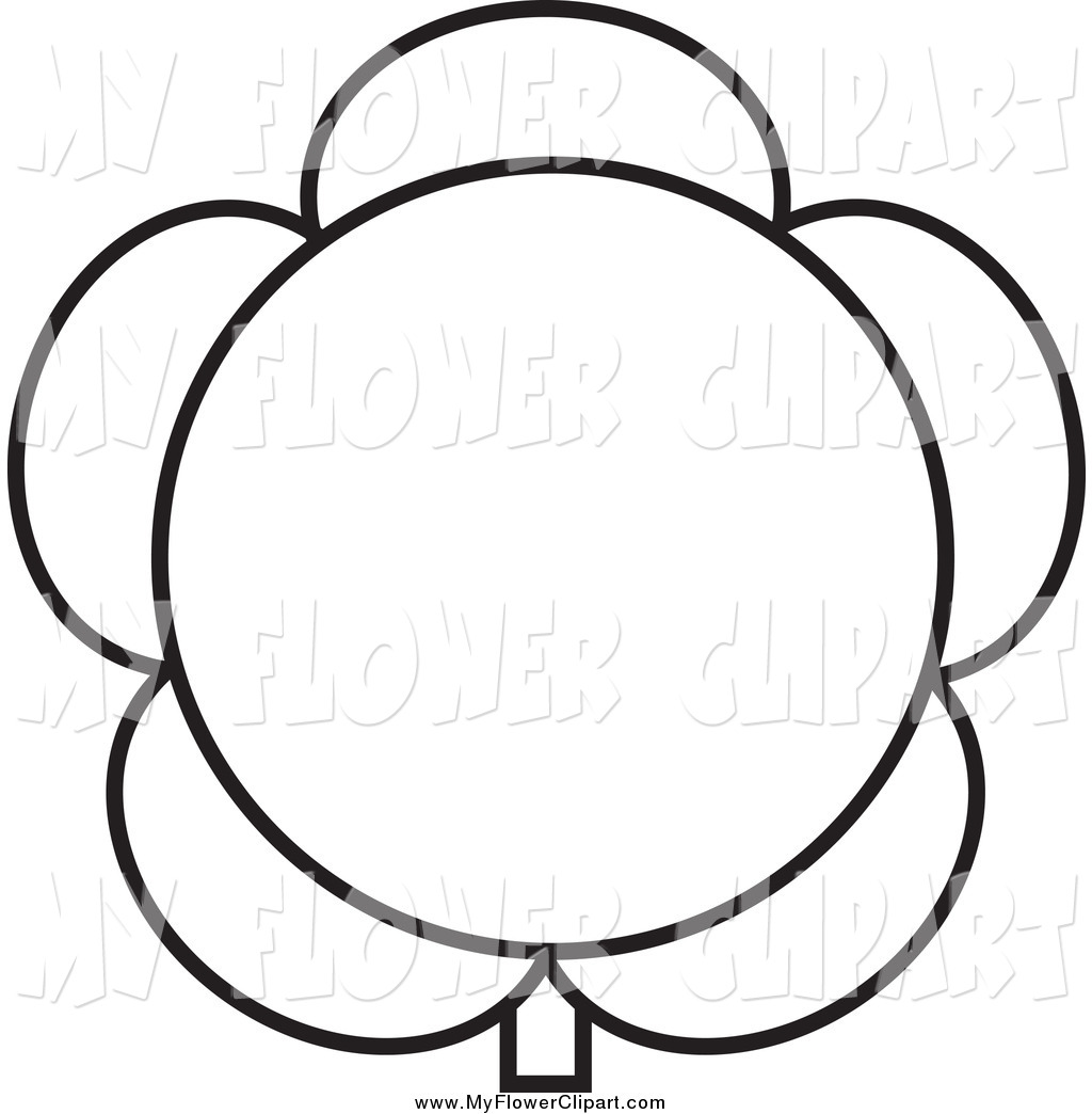 1024x1044 Awesome Clip Art Flower Black And White Images
