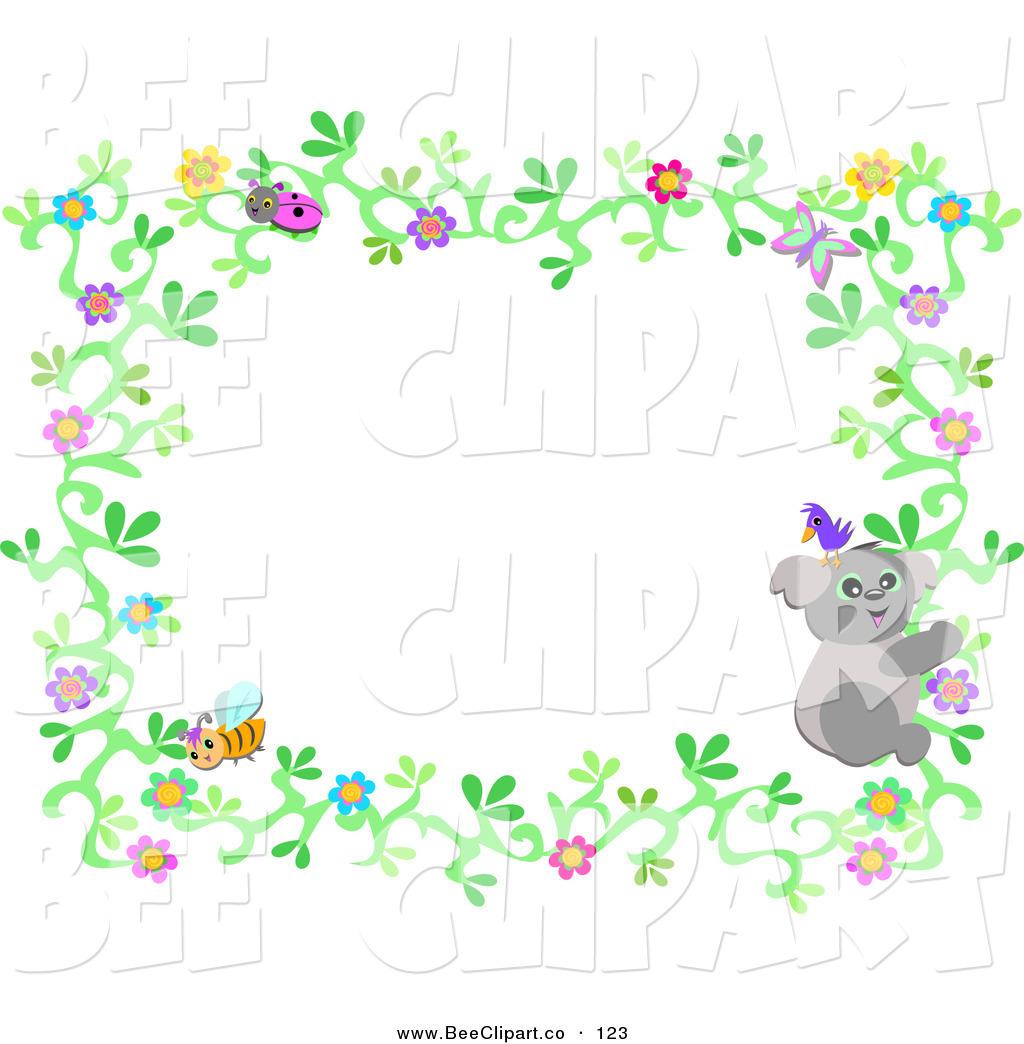 1024x1044 Ivy Border Clip Art