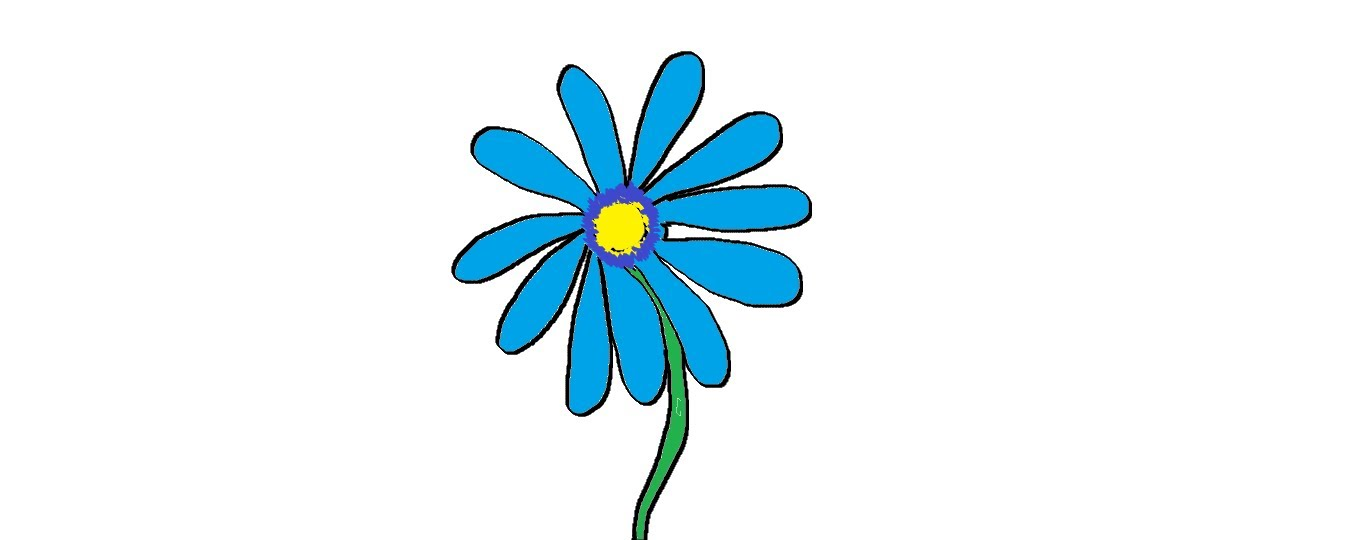 1359x540 Easy Kids Drawing Lessons How To Draw Flower