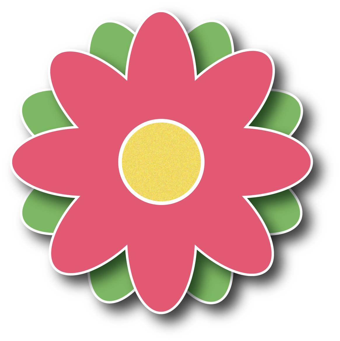 1165x1171 Flowers Free Flower Clip Art