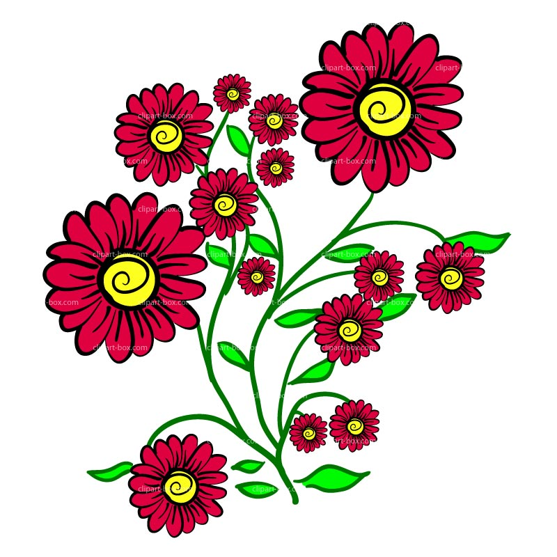 800x800 Download Flowers Free Clipart Clipartmonk