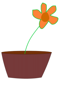 212x300 Pot Flower Clip Art Download