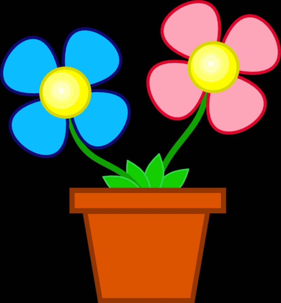 949x1024 Flowers In A Vase Clip Art